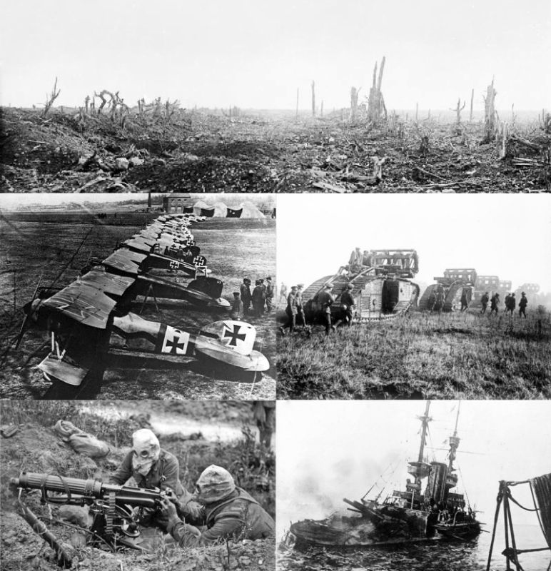 the first world war started more Historical analysis of science & technology in world war the combination of more airplanes were also used for the first time in battle world war i started.