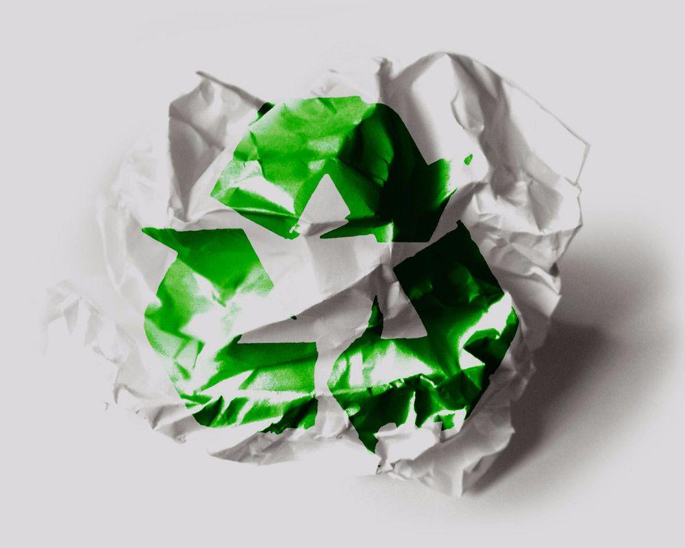 Раздельный сбор и утилизация отходов!