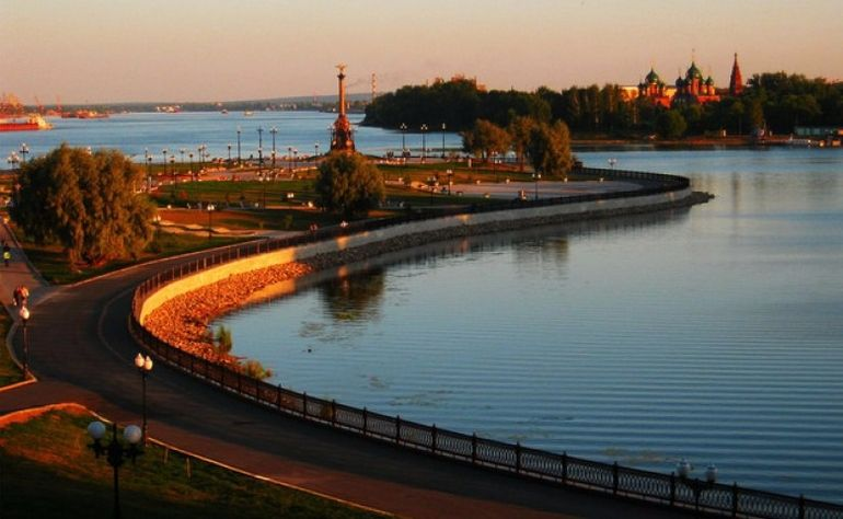 В Ярославле выпустили городской гид на английском языке | The Yaroslavl Room